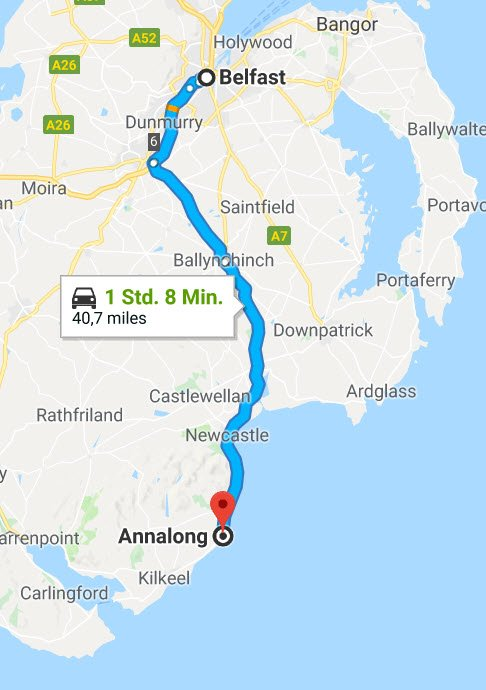 Belfast - Annalong