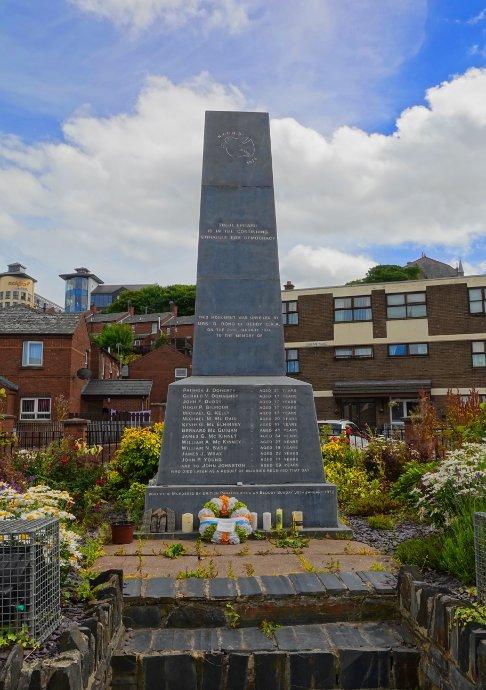 Denkmal an die Opfer