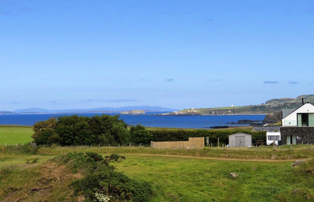 Die Bucht von Carrick-a-Rede