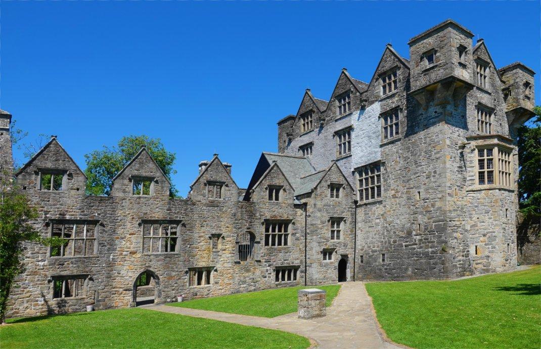 Das schöne Donegal Castle