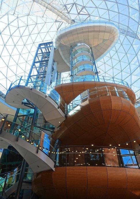 Modernes Shopping Centre
