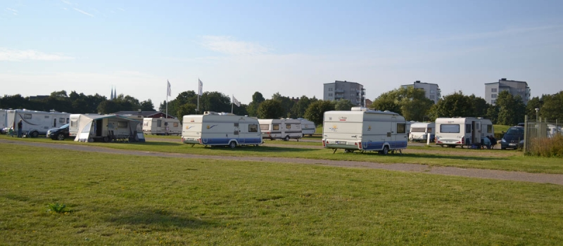 Campingplatz Fyrishov Uppsala