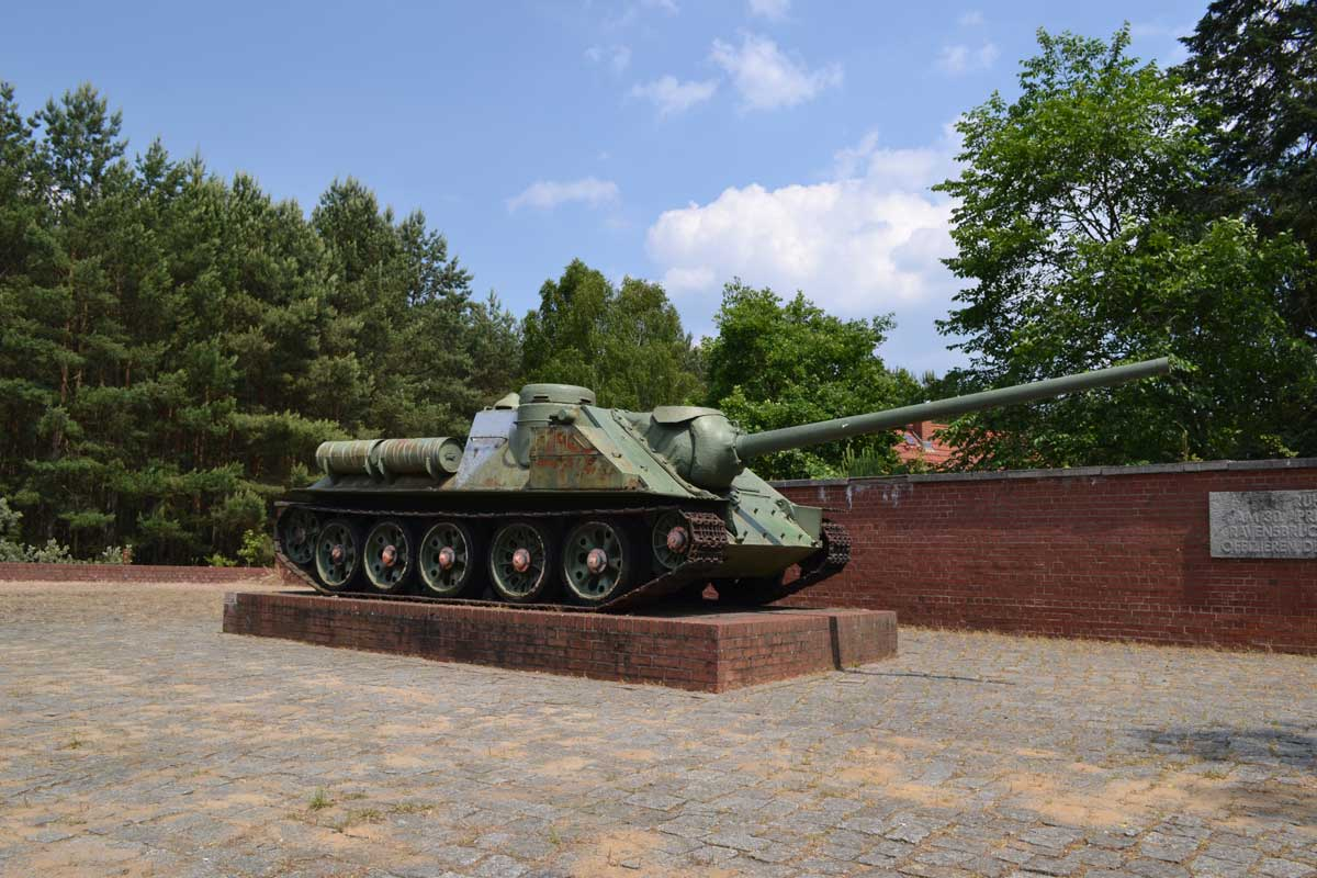 Russisches Kriegsmahnmal