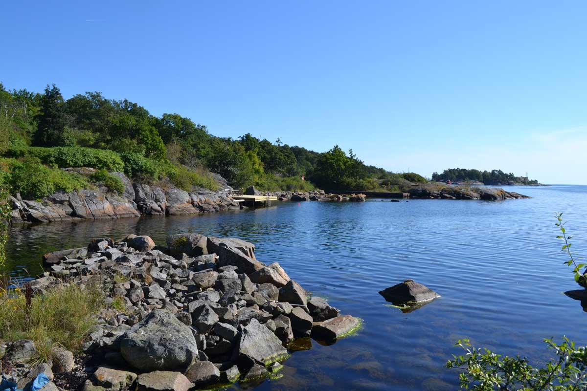Schärenlandschaft bei Karlshamn