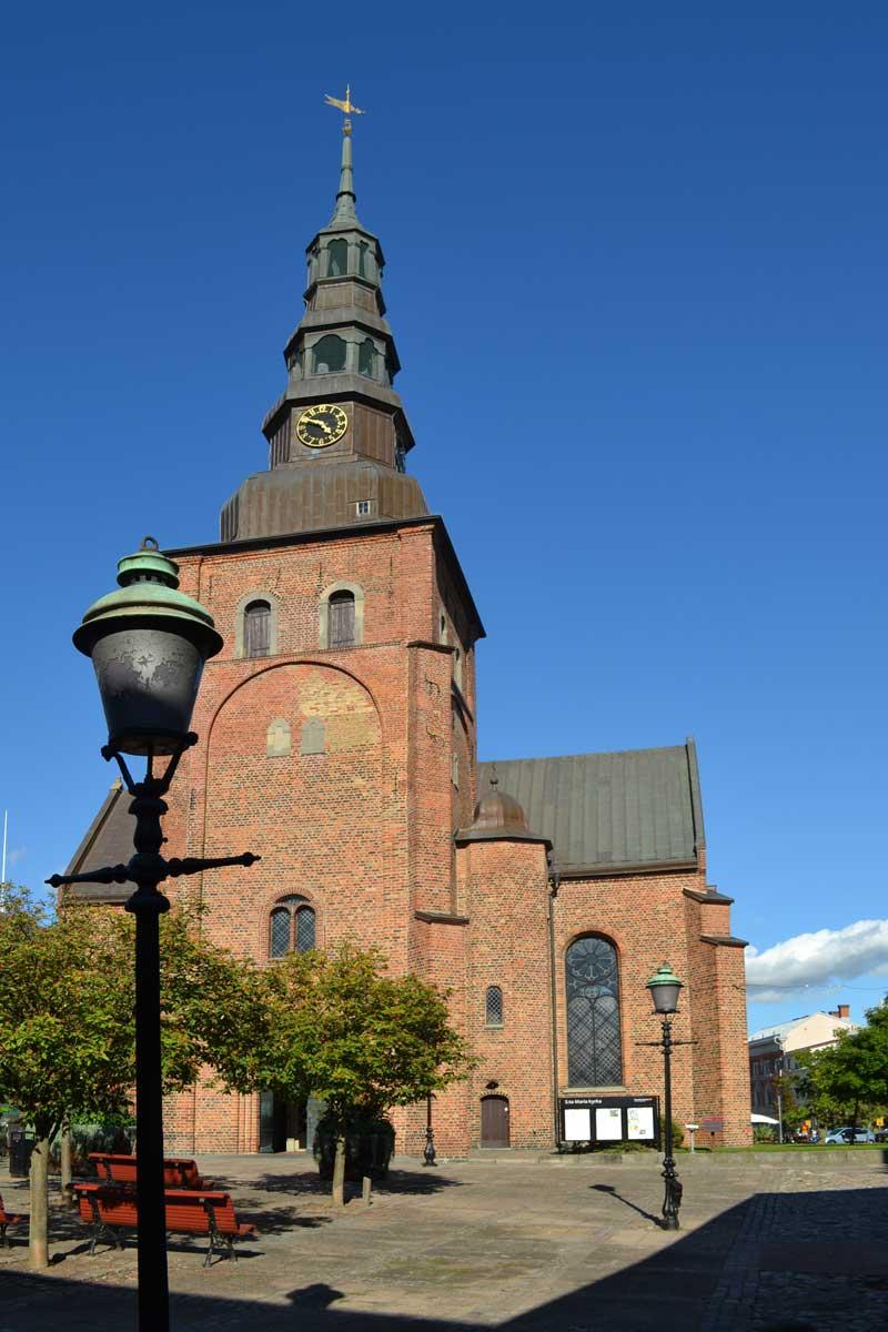 St. Marienkirche in Ystad