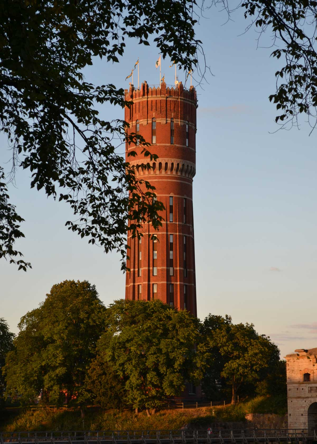 Wasserturm in Kalmar
