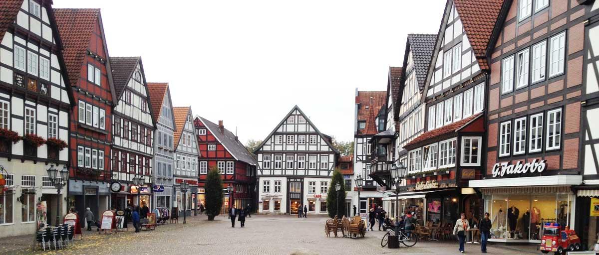 Rinteln Altstadt
