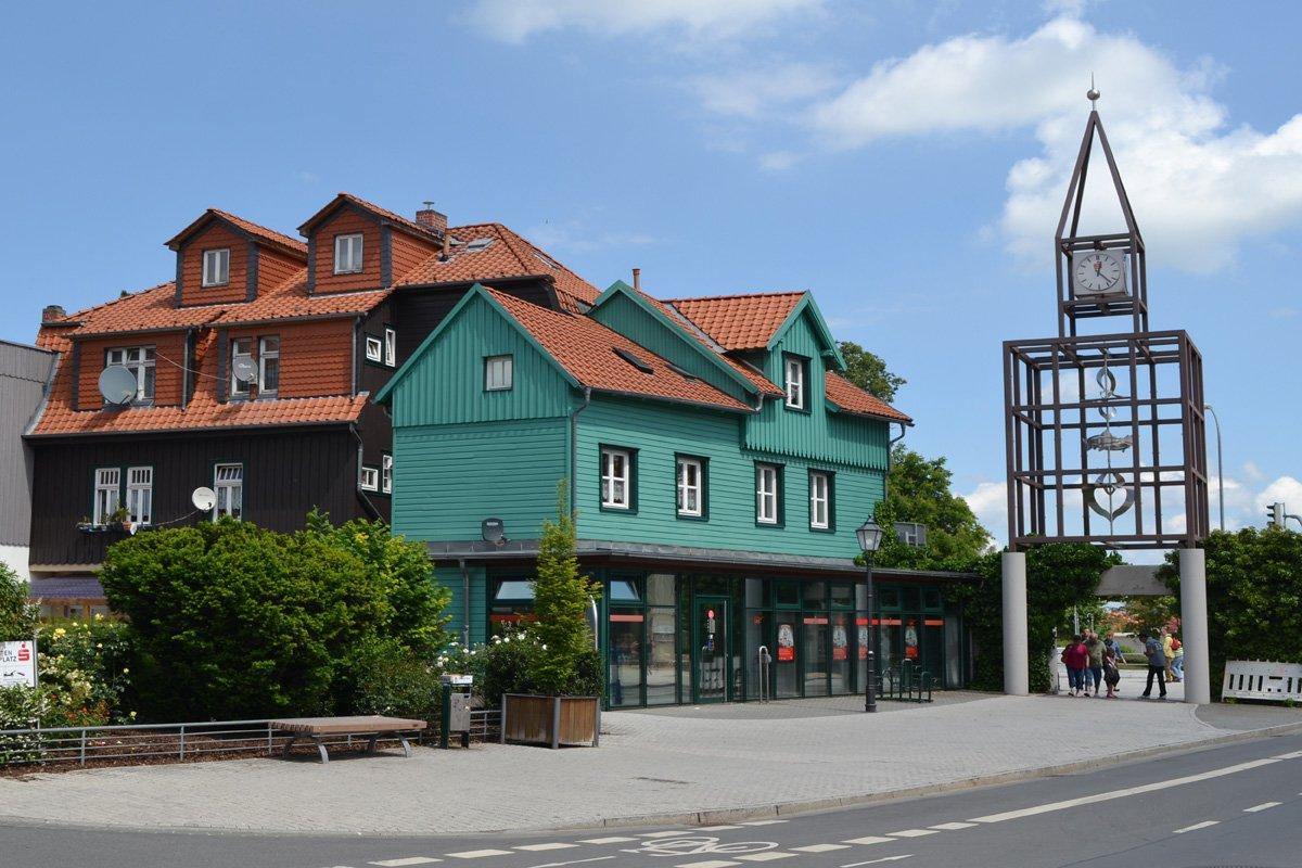 Östliches Tor zur Altstadt