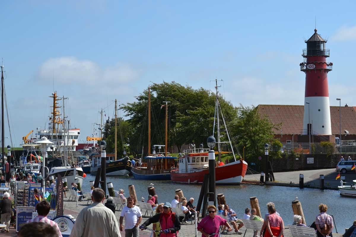 Büsum Museumshafen