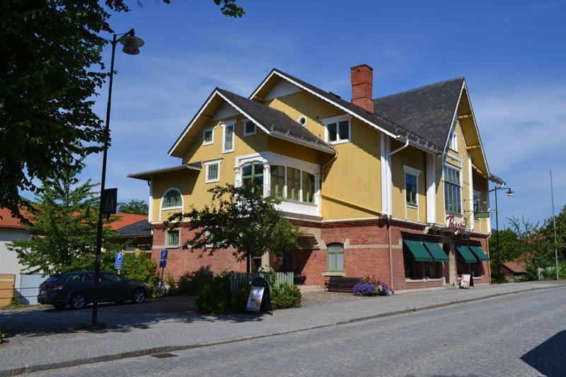 Haus Bergöö, Elternhaus von Karin Larsson