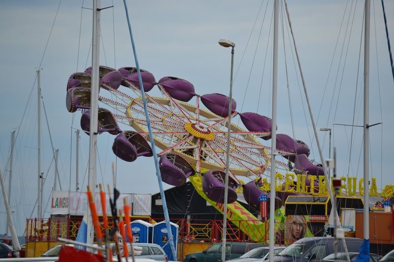 Kirmes in Råå