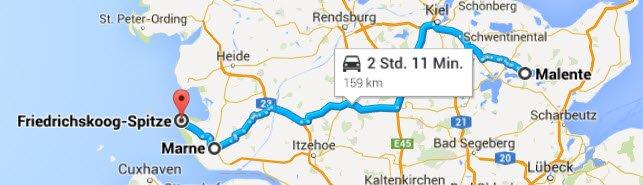 Malente - Friedrichskoog