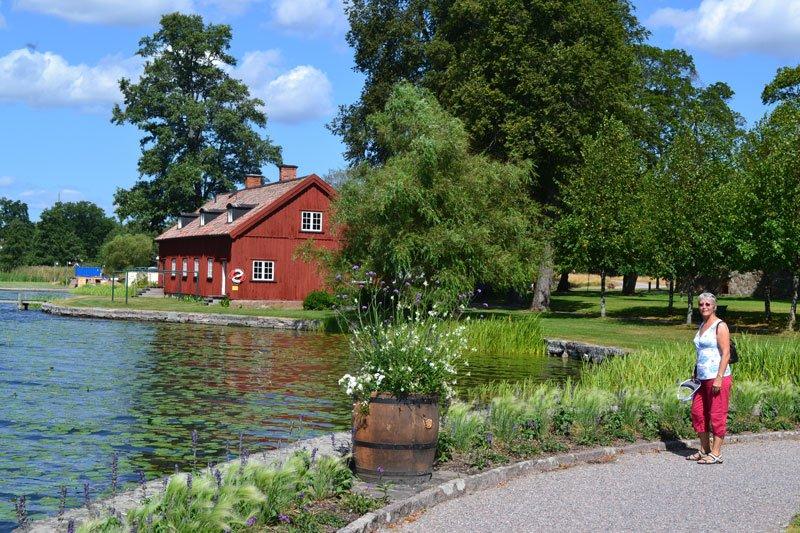 Auf Gripsholmsviken
