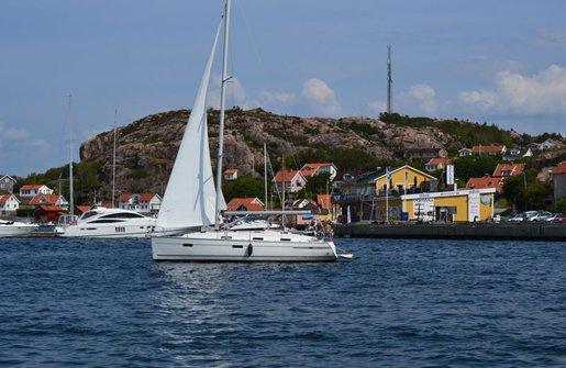 Bootsverkehr auf Rückfahrt von Valö