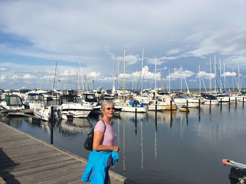 Båstad Hafen
