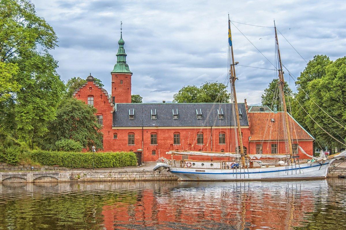 Halmstad Schloss