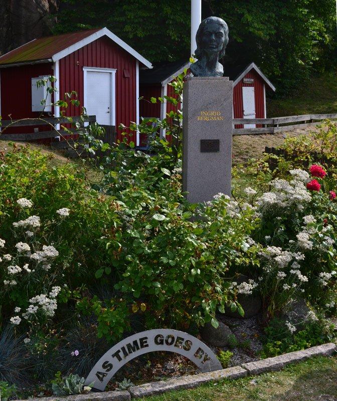 Ingrid-Bergman-Denkmal