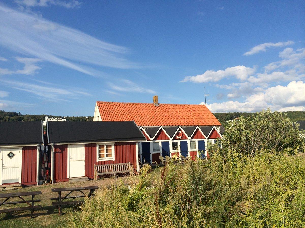 Mölle Fischerhütten