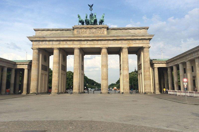 Brandenburger Tor und Pariser Platz