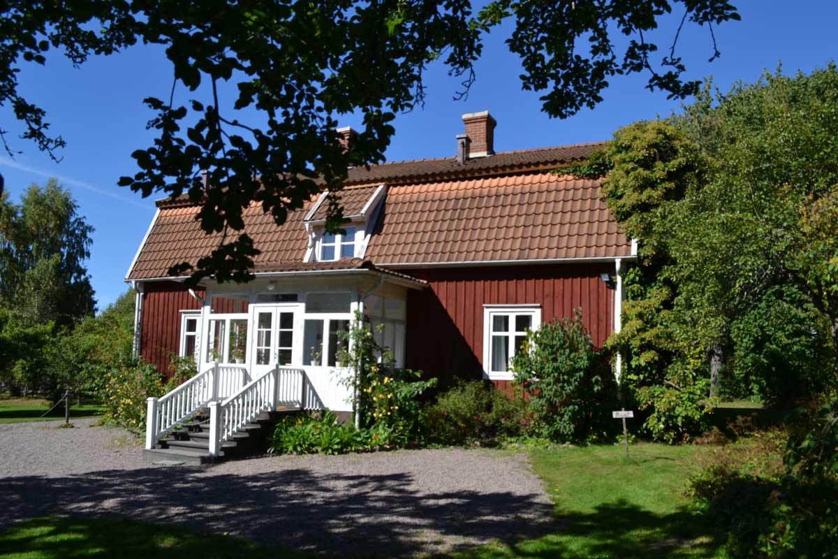 """Astrid Lindgrens Elternhaus """"Näs"""""""