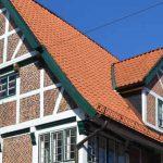 Fachwerkarchitektur in Jork