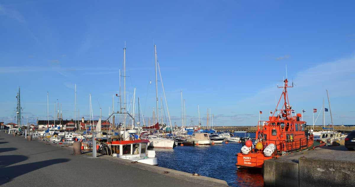 Hafen von Skillinge