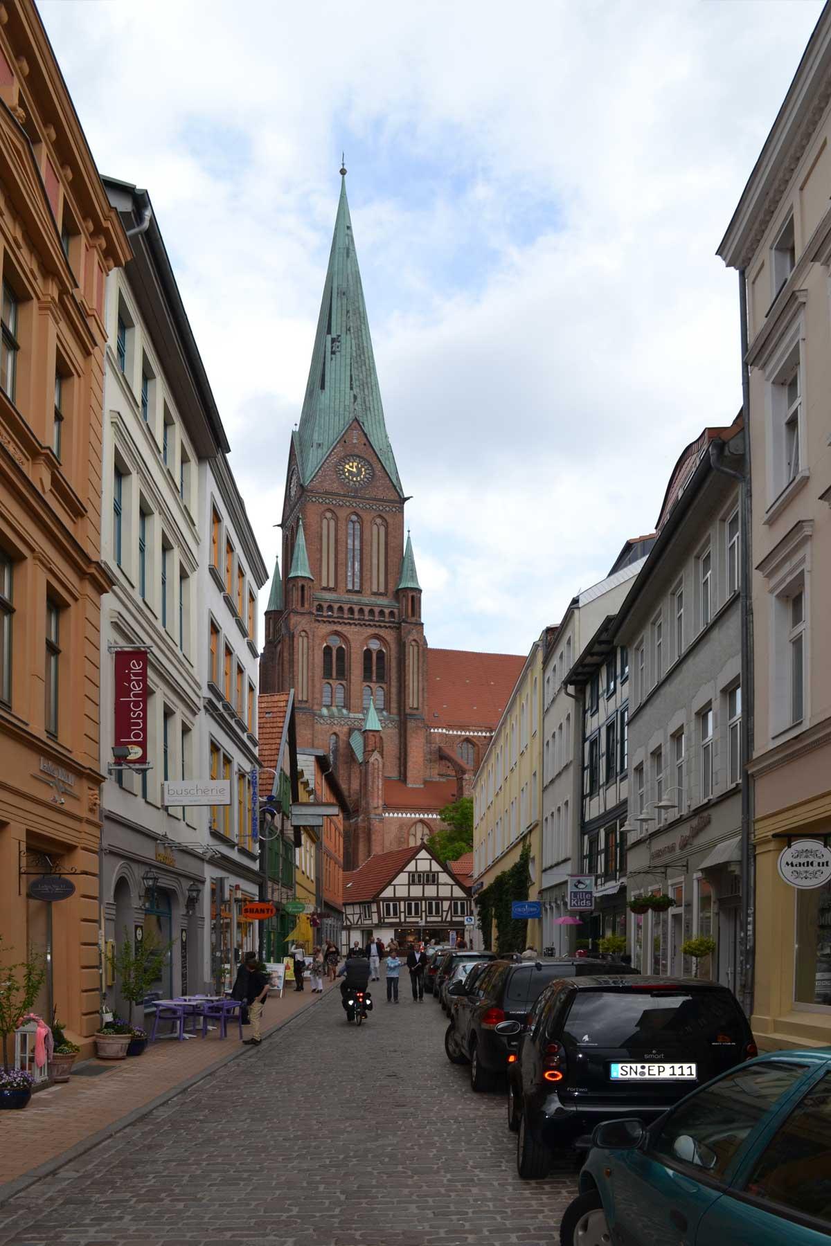 St. Nikolai-Kirche in Schwerin