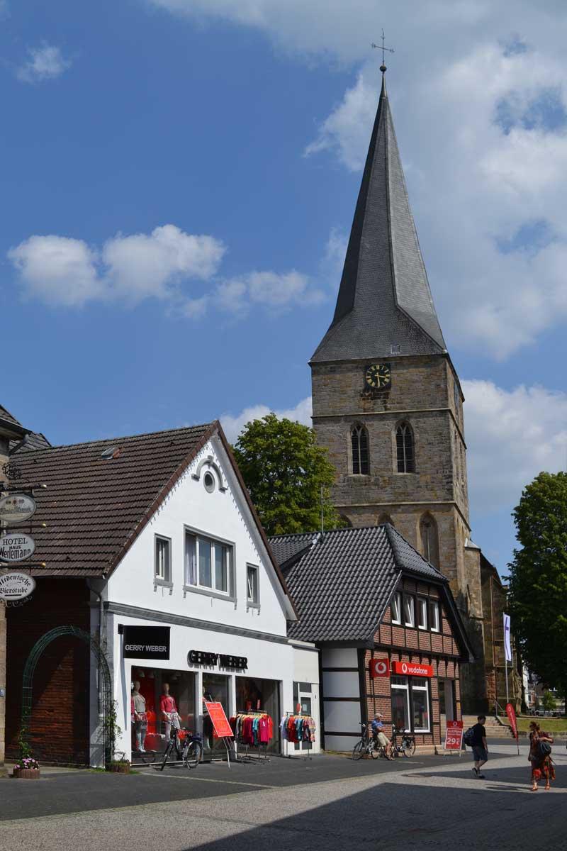 Lengerich Kirche