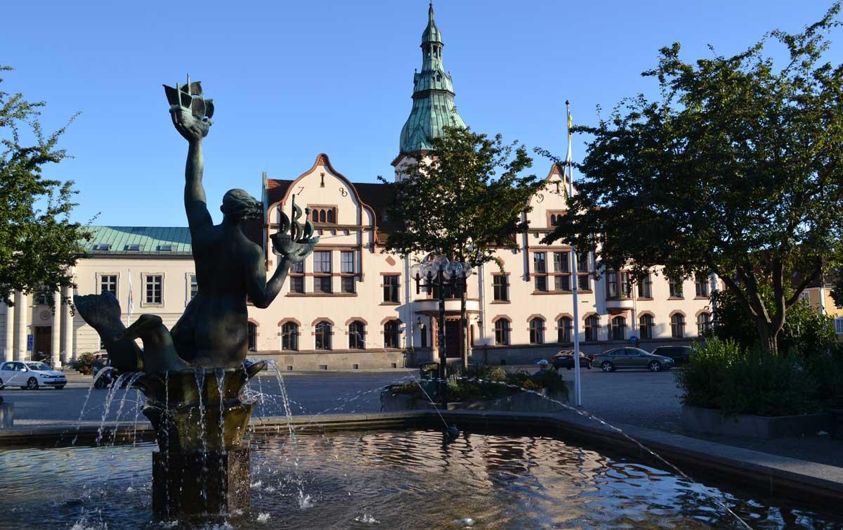 Rathaus Karlshamn