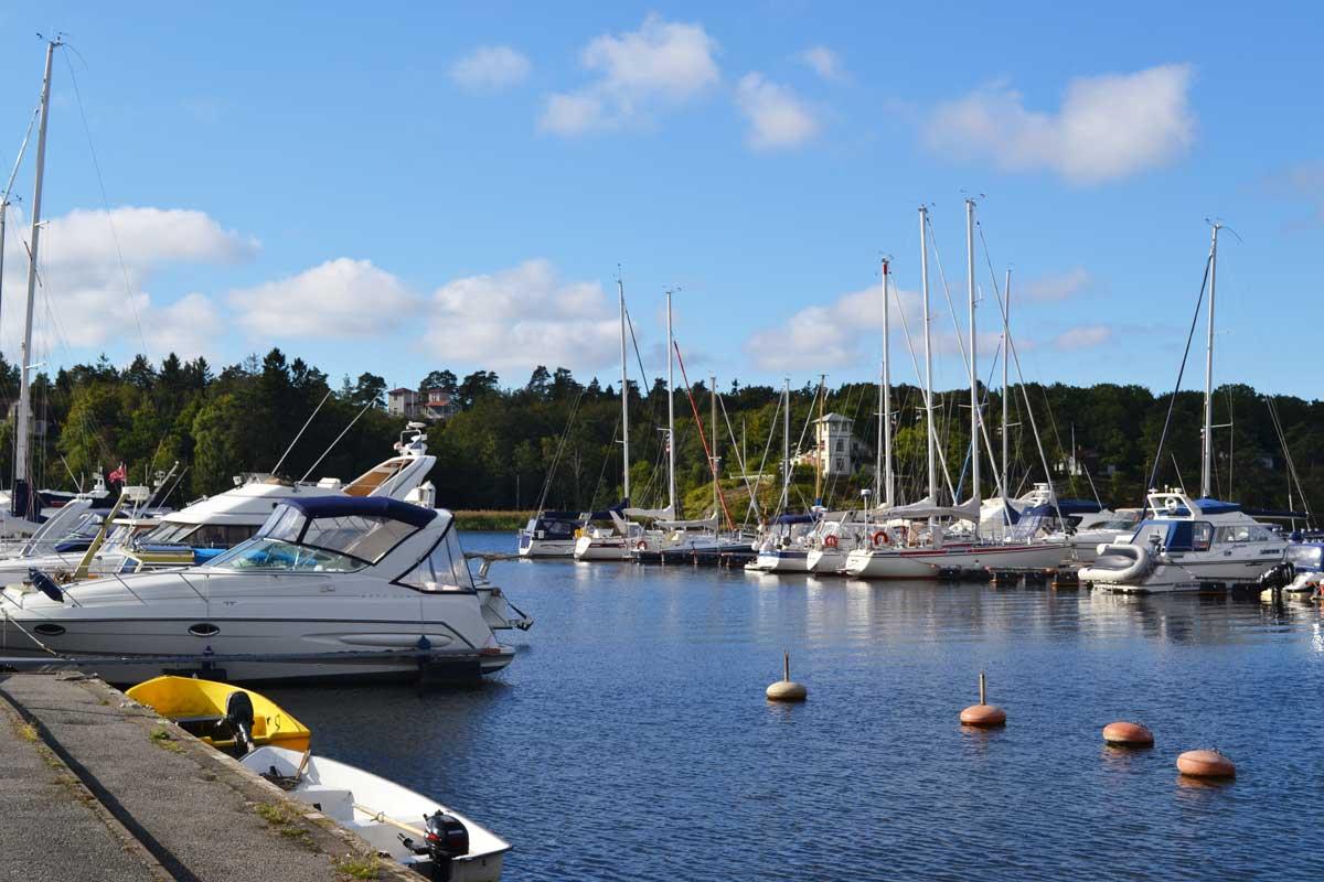 Ronneby Hafen