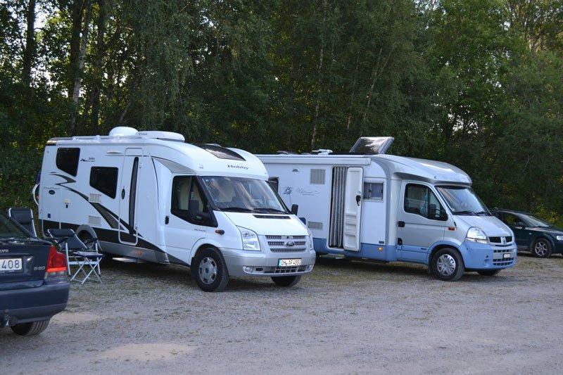 Wohnmobilstellplatz Örebro