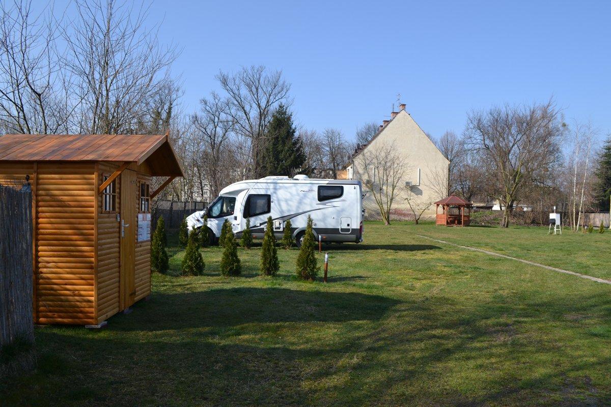 Wohnmobilstellplatz Breslau