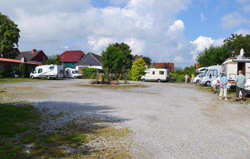 Wohnmobilstellplatz Wernigerode - Darlingerode