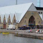 Alte Fischmarkthalle in Goeteborg