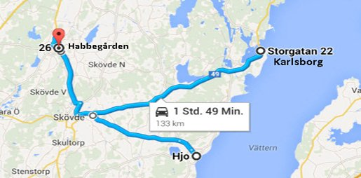 Hjo - Karlsborg