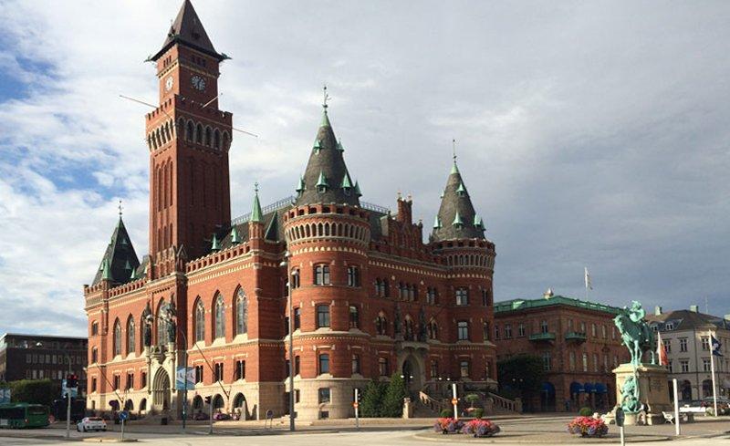 Rathaus Helsingborg
