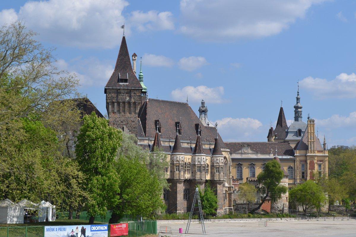 Burg Vajdahunyad - Landwirtschaftsmuseum