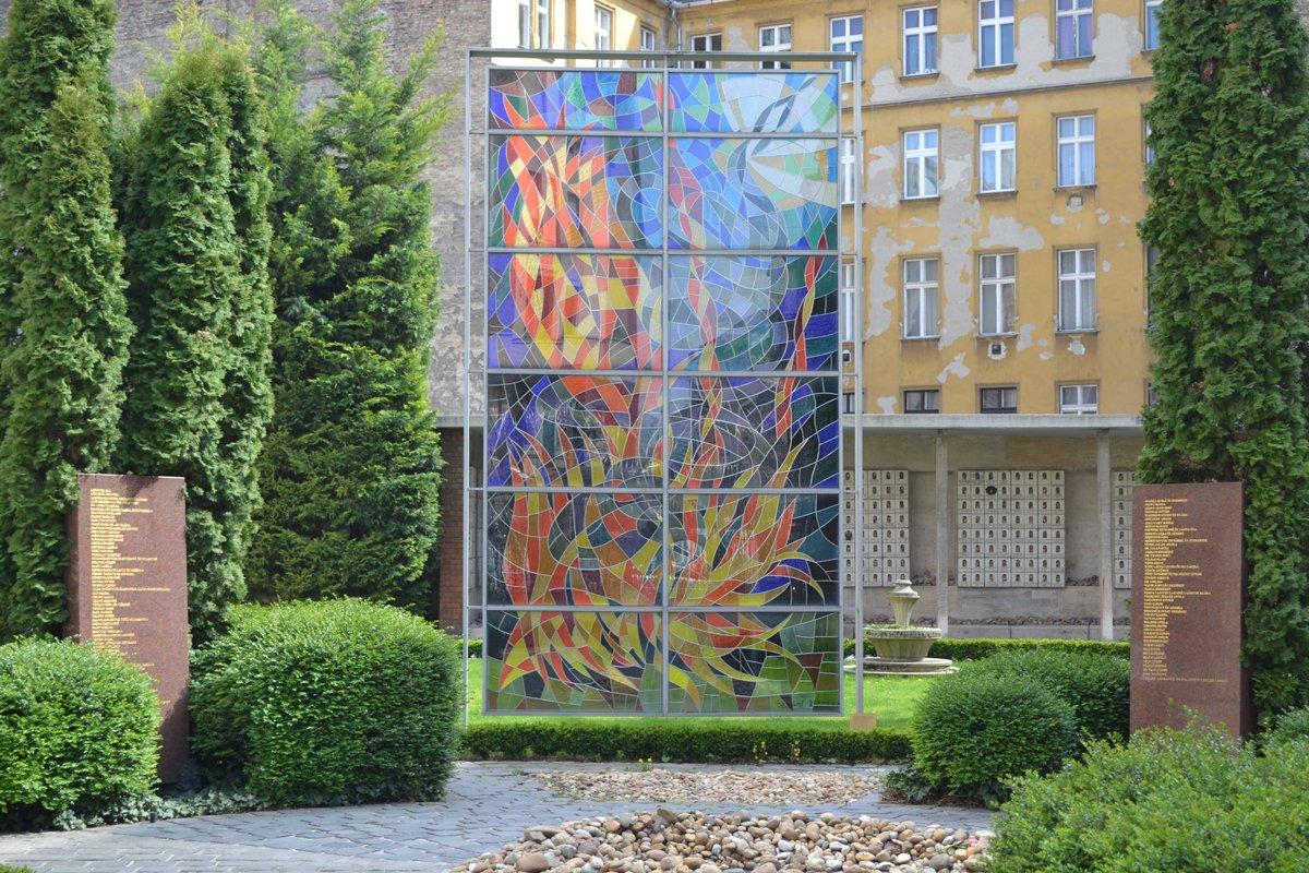 Raoul Wallenberg Denkmal