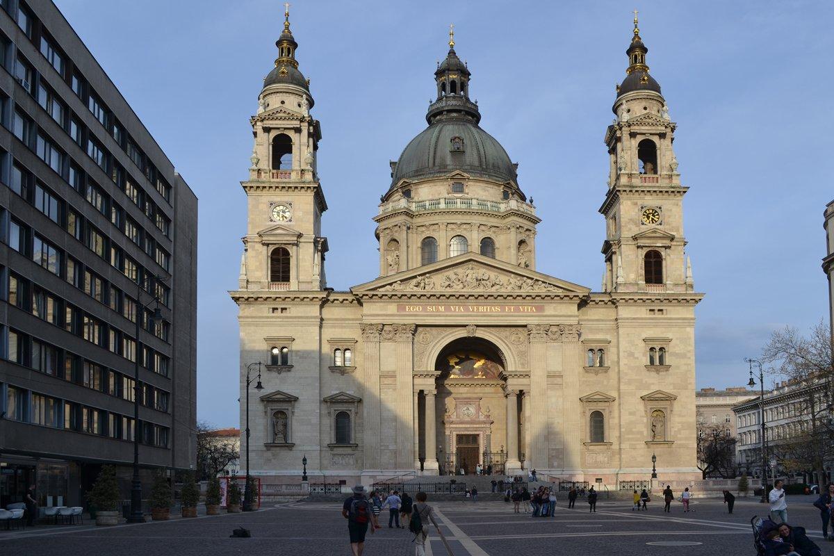 St Istvan Basilika