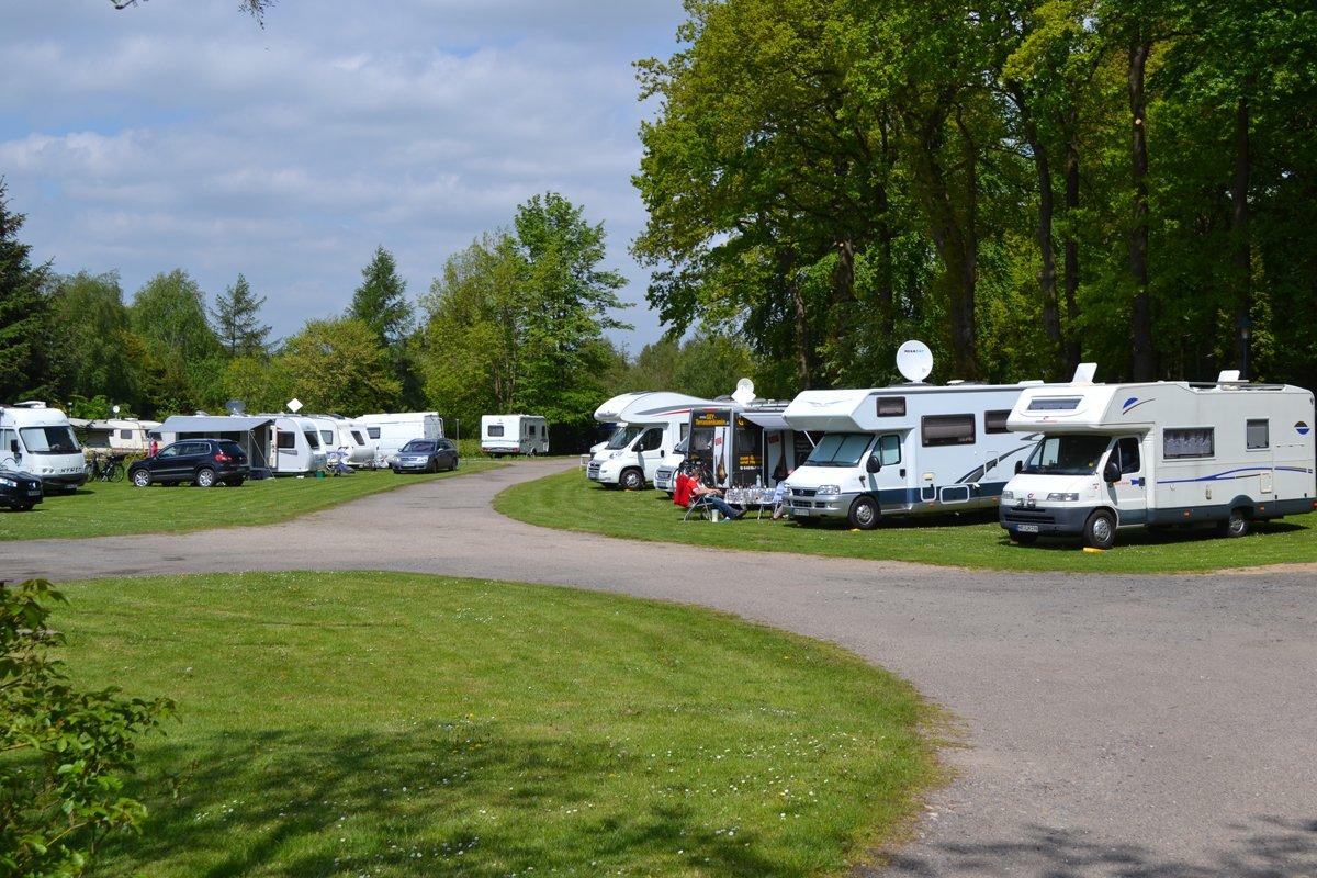 Campingplatz am Kalkberg
