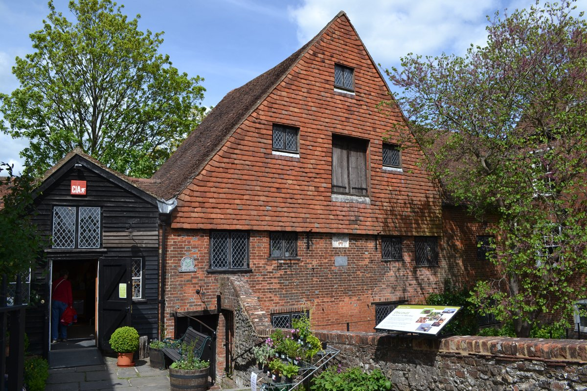City Mill (Stadtmühle) Winchester