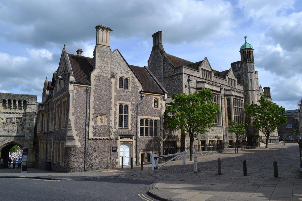 Verwaltungsgebäude der Grafschaft Hampshire