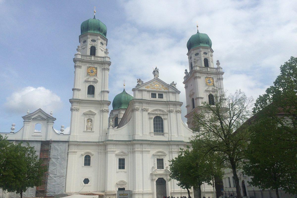 St. Stephans Dom Passau