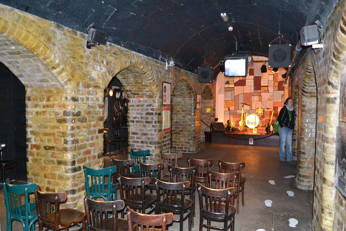 Beatles Museum- Cavern Club