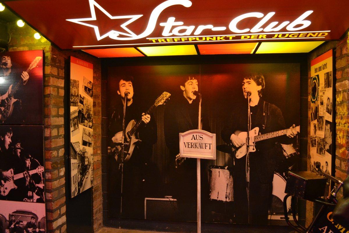 Beatles Museum-Starclub