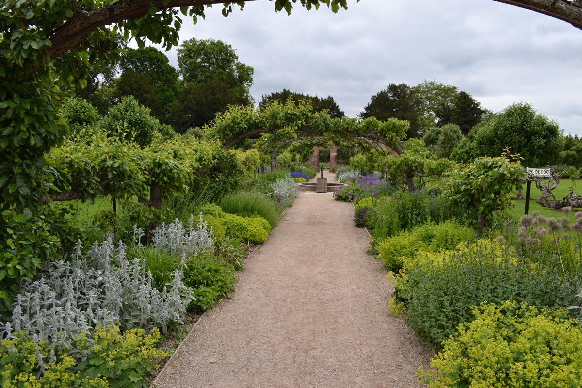 Breningbrough Garten