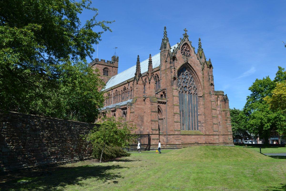 Carlisle Cathedral erbaut 1133