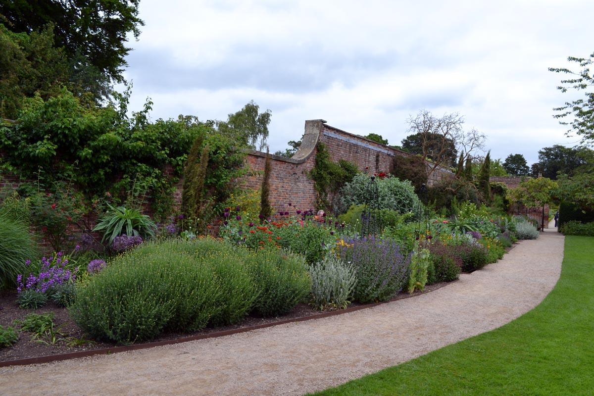 Der schöne Garten von Breningbrough