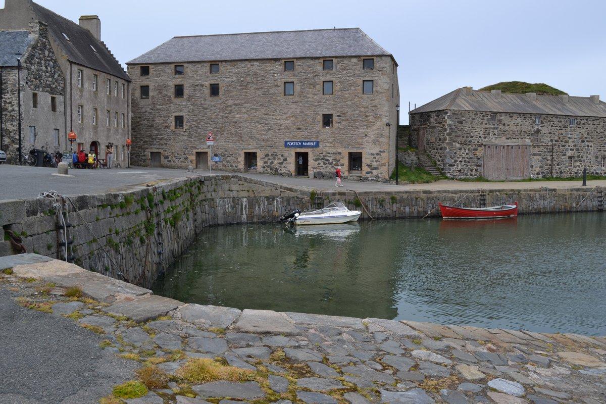 Hafen Portsoy