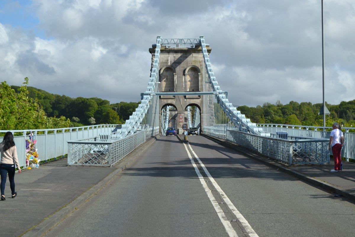 Menei Kettenbrücke